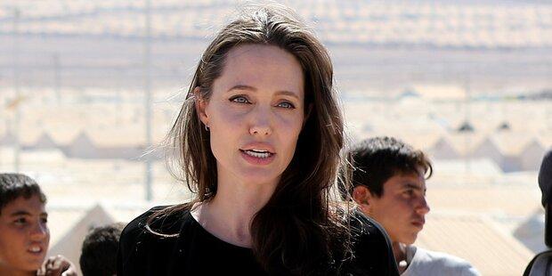 Jolie: Gefährdet sie ihre Kinder?