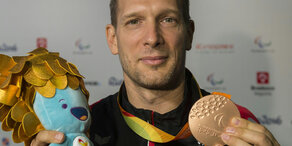Paralympics: Gardos holt erste ÖPC-Medaille