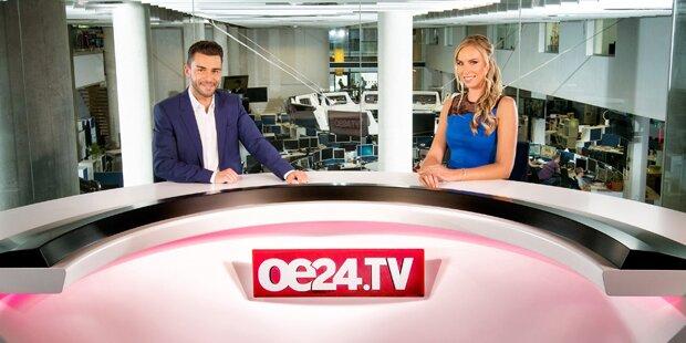 JETZT LIVE: Briten-Wahl auf oe24.TV