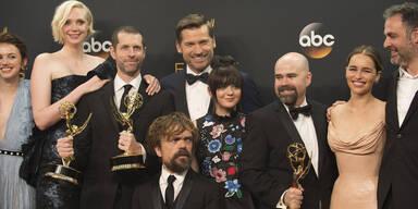 """""""Game of Thrones""""-Cast bei den Emmy Awards 2016"""