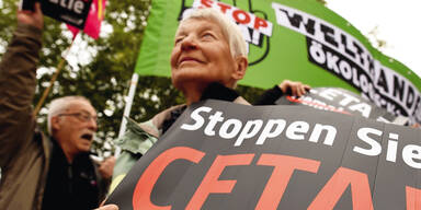 Weiter Koalitions-Zoff um CETA