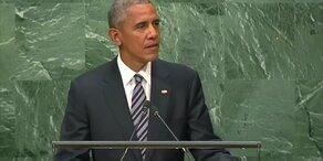 Kern und Kurz bei Obama