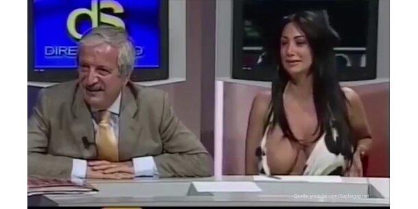 nackt sexy nachrichtensprecher