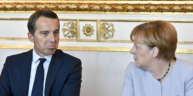 Merkel will illegale Migration stoppen