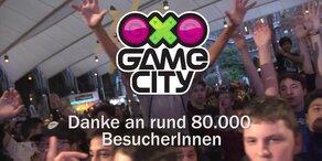 Game City 2016 mit Besucherrekord
