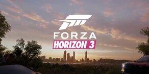 Forza Horizon 3 ist endlich da