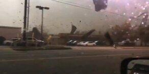180-km/h Tornado in Utah