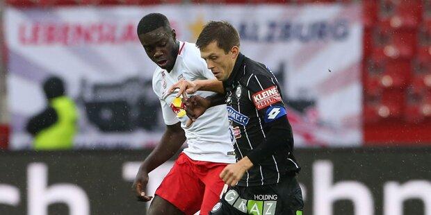 Sturm Graz besiegt Red Bull Salzburg