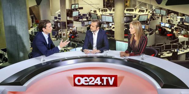 Kurz oe24 TV