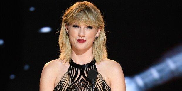 Taylor Swift verklagt 'Po-Grapscher'