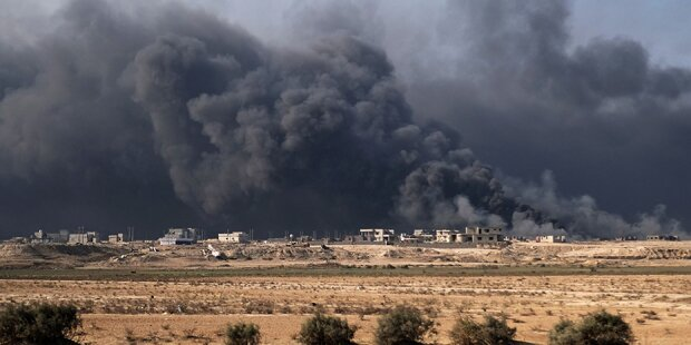 Irakische Armee rückt in West-Mosul ein
