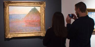 Meule von Claude Monet