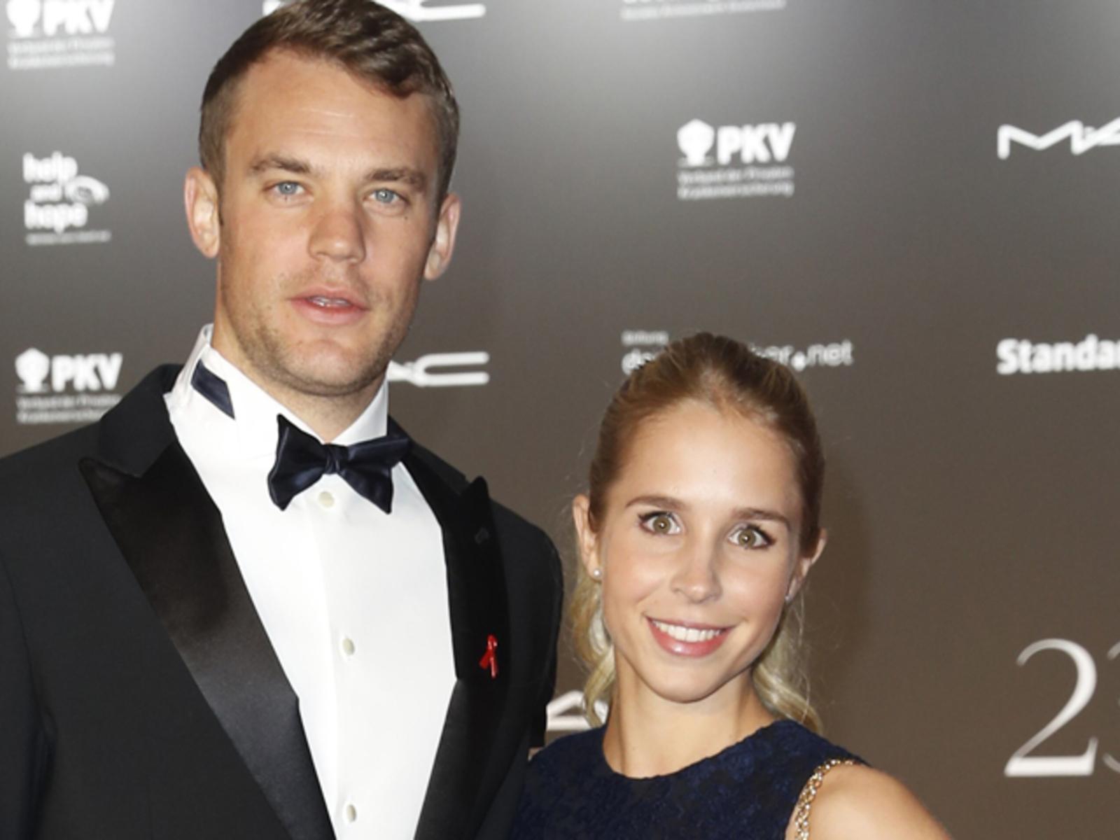 Nina und manuel hochzeit neuer Manuel Neuer/FC
