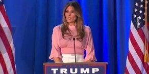 Melania Trump ist die heißeste First Lady