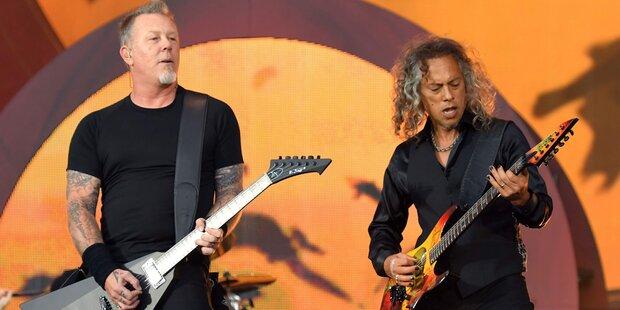 Metallica 2018 in Wiener Stadthalle
