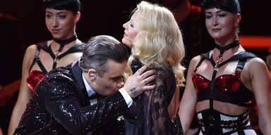 Bambi 2016: Robbie Williams & Barbara Schöneberger
