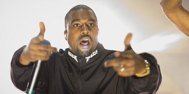 Kanye: Das Protokoll seines Notrufs