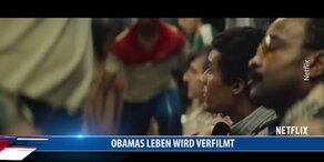 Obamas Leben wird verfilmt