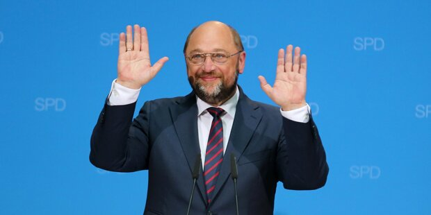 SPD: Schulz soll Gabriel Nachfolger werden