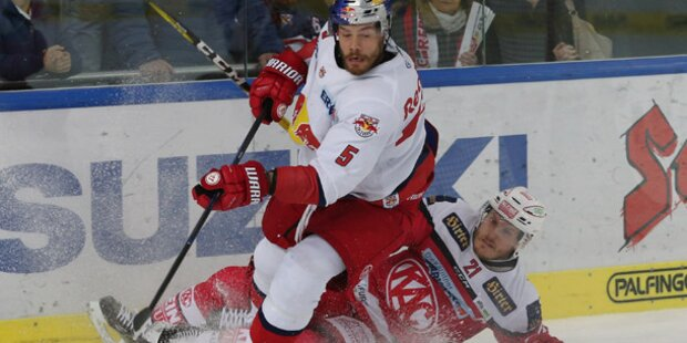 Kärntner Raffl trifft erneut in der NHL