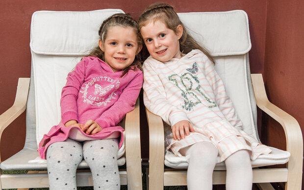 Schwesternliebe: Gemeinsam durch dick und dünn