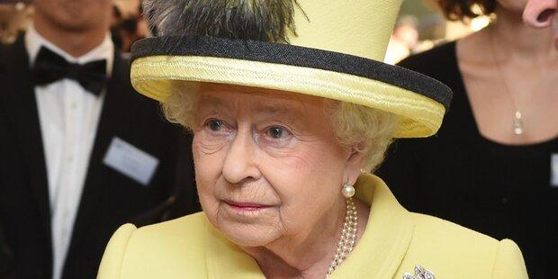 Queen rutscht im Ranking reichster Briten ab