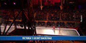 Hinter den Kulissen der Victoria's Secret Show