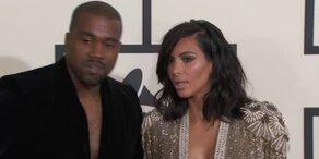 Kanye West darf nicht nach Hause