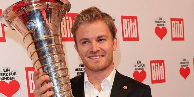 Nico Rosberg will Kinostar werden