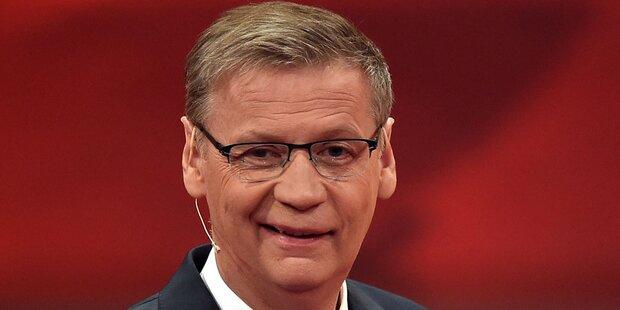Günther Jauch spendet 1,5 Millionen