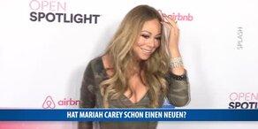 Hat Mariah Carey schon einen neuen?