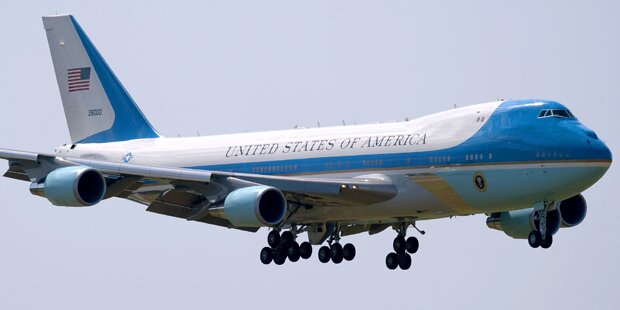 Trump: Twitter-Krieg mit Boeing wegen