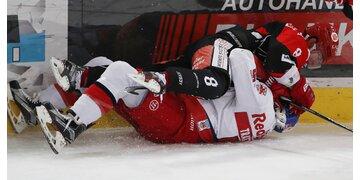 """Eishockey: Mega-Debakel! """"Bullen"""" blamieren sich"""