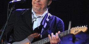 Bob Dylan eröffnet futuristische Mega-Konzerthalle