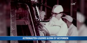 Astronaut John Glenn gestorben