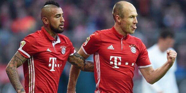 Bayern-Star heizt Gerüchte an