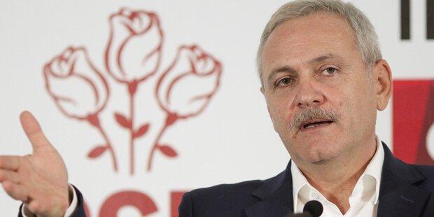 Rumänien: Sozialdemokraten gewinnen Parlamentswahl