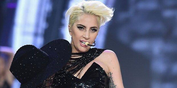 Lady Gaga im Krankenhaus
