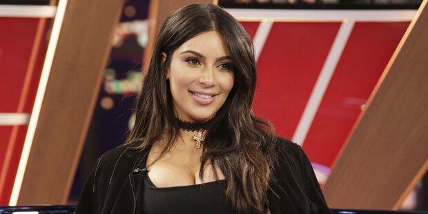 Kim Kardashian gab ihr Party-Comeback