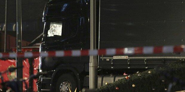 Todes-Lenker von Berlin ist Pakistaner