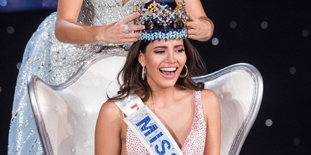 Miss World: Sie ist schönste Frau der Welt