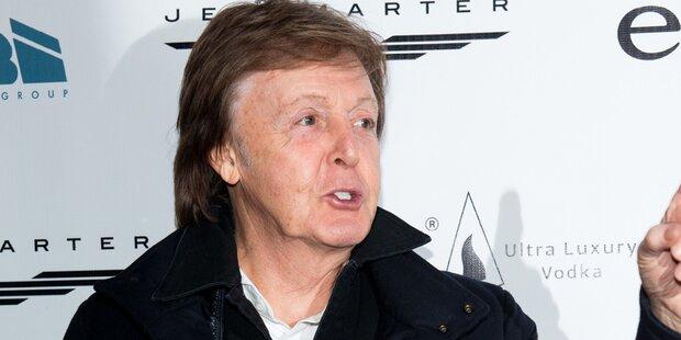 Beatles-Songrechte: McCartney klagt