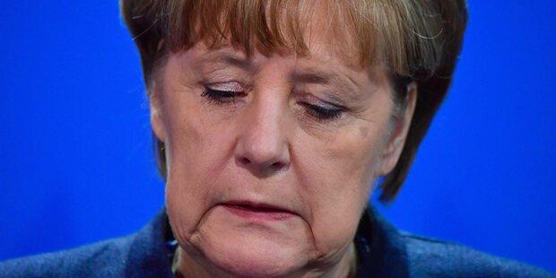 Flüchtling als Täter: für Merkel schwer zu ertragen
