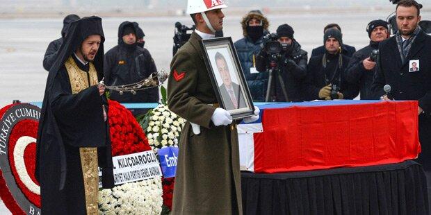 Russland trauert um getöteten Botschafter