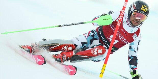 Hirscher will historischen Sieg in Zagreb