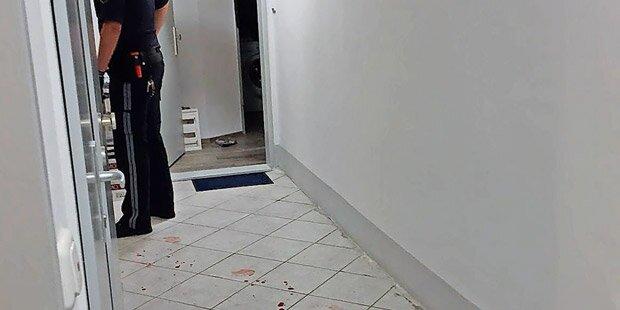 Messerstiche nach Sex-Attacke in Wohnung