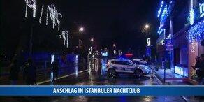 Dutzende Tote bei Anschlag in Istanbul