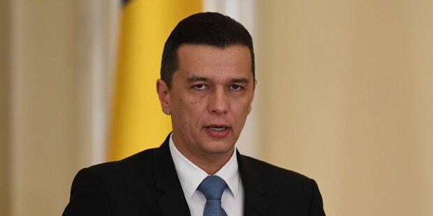 Rumäniens Premier kündigt Aufhebung von Korruptionsdekret an