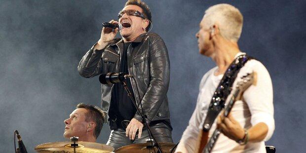 The Joshua Tree : U2 nochmals auf Tour