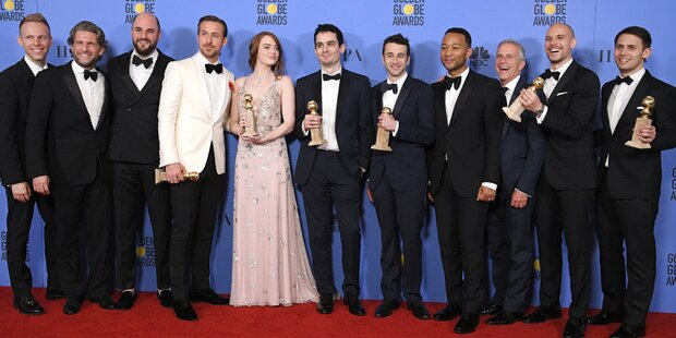 74. Golden Globes: Die Gewinner